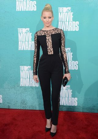 ELIZABETH+BANKS+ELIE+SAAB+MTV+MOVIE+AWARDS