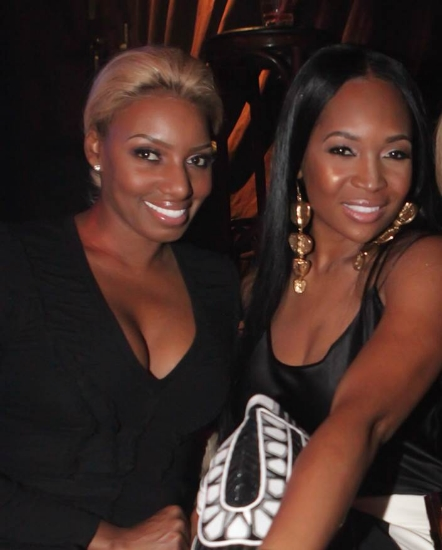 Marlo and NeNe